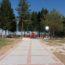 Završeni radovi na uređenju pristupnog puta dječjem igralištu Zdenac – Općine Tounj i uređenje mrtvačnice u Tounju – nadstrešnice